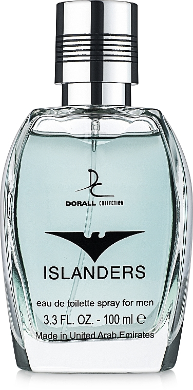 Dorall Collection Islanders - Туалетная вода