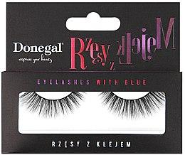 Духи, Парфюмерия, косметика Накладные ресницы с клеем, 4474 - Donegal Eyelashes