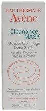 Духи, Парфюмерия, косметика Маска-гоммаж абсорбирующая для глубоко очищения проблемной кожи - Avene Exfoliating Absorbing Cleanance Mask