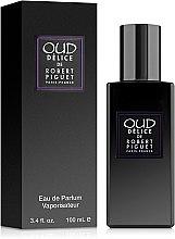 Духи, Парфюмерия, косметика Robert Piguet Oud Delice - Парфюмированная вода