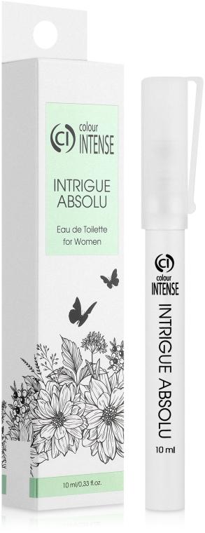 Colour Intense Intrigue Absolu - Туалетная вода (мини)