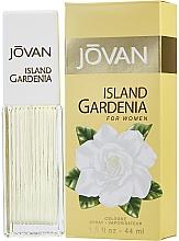 Духи, Парфюмерия, косметика Jovan Island Gardenia - Одеколон