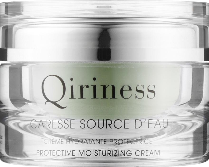 Интенсивно увлажняющий крем для лица - Qiriness Caresse Source d'Eau Protective Moisturizing Cream