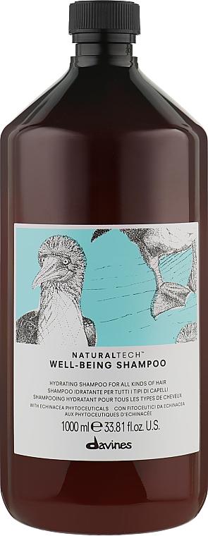 Зволожуючий шампунь для всіх типів волосся - Davines Well Being Shampoo — фото N5