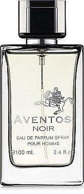 Fragrance World Aventos Noir - Парфюмированная вода (тестер с крышечкой) — фото N1