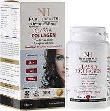 Парфумерія, косметика Комплекс для догляду за тілом, обличчям і волоссям - Noble Health Collagen Class A