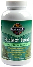 "Духи, Парфюмерия, косметика Пищевая добавка ""Зеленая формула"" - Garden of Life Perfect Food Super Green Formula"