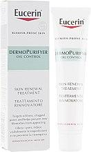 Духи, Парфюмерия, косметика Крем для комплексной коррекции проблемной кожи - Eucerin DermoPurifyer Oil Control Skin Renewal Treatment