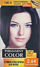 Духи, Парфюмерия, косметика Крем-краска для волос - Аромат Permanent color