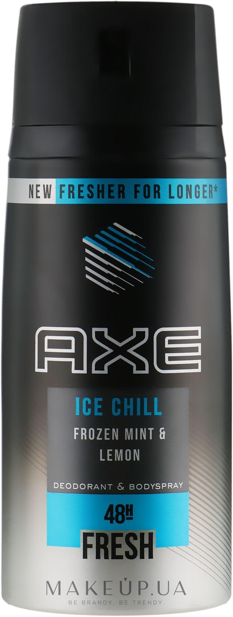 Дезодорант-спрей - Axe Ice Chill Deodorant — фото 150ml