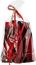 Духи, Парфюмерия, косметика Новогодний набор № 2 - Red Natural Gift Set 2 (sh/gel/200ml + soap/100g + diet/suppl/30pcs + toy + post/card)