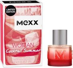 Духи, Парфюмерия, косметика Mexx Cocktail Summer Woman - Туалетная вода