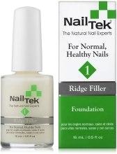 Духи, Парфюмерия, косметика Лечебная основа для ухода за сильными и здоровыми ногтями - Nail Tek Ridge Filler Foundation I