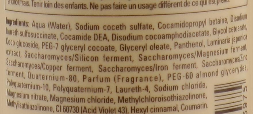 Шампунь для попередження пожовтіння волосся - Keramine H Shampoo Antigiallo Multi Vita Color — фото N3