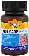 Духи, Парфюмерия, косметика Пробиотик для детей с ягодным вкусом - Country Life Kids Care Probiotic Berry Flavor