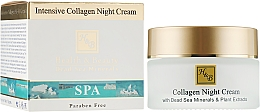 Духи, Парфюмерия, косметика Интенсивный ночной крем с коллагеном - Health and Beauty Intensive Collagen Night Cream