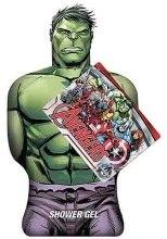 Духи, Парфюмерия, косметика Гель для душа - Marvel Avengers Hulk