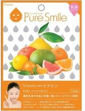 Духи, Парфюмерия, косметика Маска для лица №004 - Pure Smile Essence mask