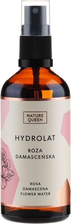 "Гидролат ""Дамасская роза"" - Nature Queen"