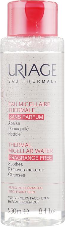 Термальна міцелярна вода для надмірно чутливої шкіри - Uriage Thermal Micellar Water Intolerant Skin — фото N1