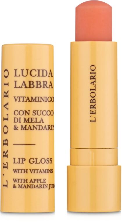 Витаминный блеск для губ - L'Erbolario Lucidalabbra Vitaminico