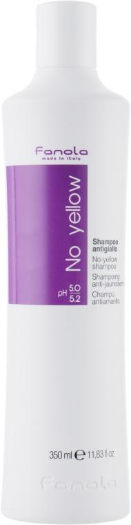 Шампунь для нейтрализации желтизны - Fanola No-Yellow Shampoo