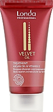 Духи, Парфюмерия, косметика Маска с аргановым маслом - Londa Professional Velvet Oil Treatment (мини)