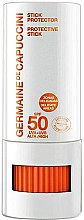 Духи, Парфюмерия, косметика Солнцезащитный крем-карандаш - Germaine de Capuccini Golden Caresse Protective Stick SPF50