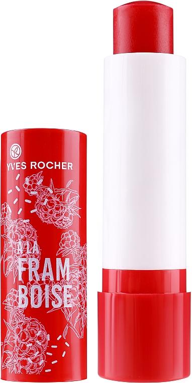 """Бальзам для губ """"Малина"""" - Yves Rocher"""