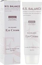 Духи, Парфюмерия, косметика Крем для век - Estesophy M.S Balance Eye Cream