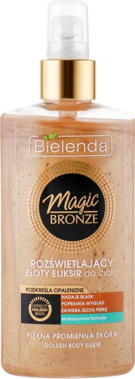 Осветляющий эликсир для тела - Bielenda Magic Bronze