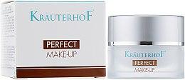 """Духи, Парфюмерия, косметика Дневной крем для лица с легким тонирующим эффектом """"Идеальный макияж"""" - Krauterhof Perfect Make-up"""