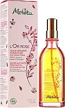 Духи, Парфюмерия, косметика Укрепляющее антицеллюлитное масло - Melvita L'Or Rose Firming Oil
