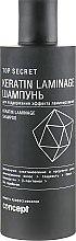 Духи, Парфюмерия, косметика Шампунь для поддержания эффекта ламинирования - Concept Top Secret laminage Shampoo