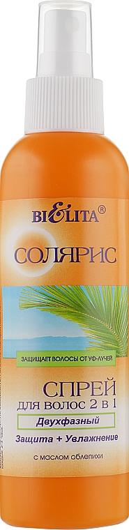 Спрей для волос 2в1 - Bielita Hair Care