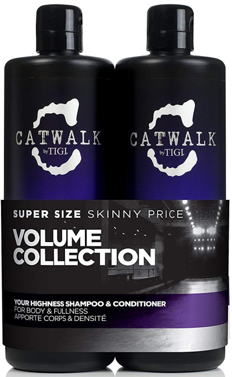 Набор - Tigi Catwalk Your Highness (shm/750ml + cond/750ml)