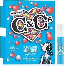 Духи, Парфюмерия, косметика Moschino Cheap and Chic Light Clouds - Туалетная вода (пробник)