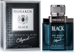 Духи, Парфюмерия, косметика Univers Parfum Oligarch Black - Туалетная вода