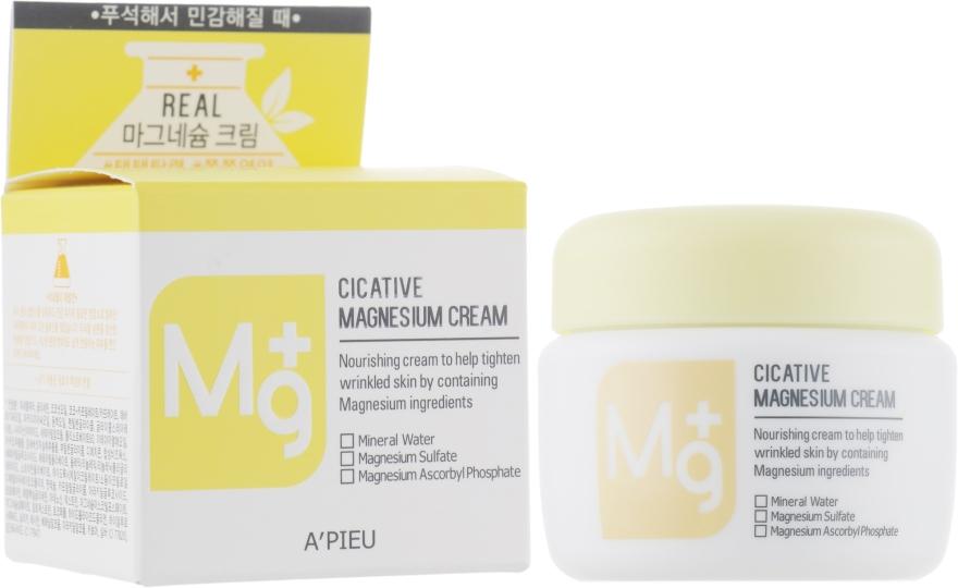 Крем с магнием - A'pieu Cicative Magnesium Cream