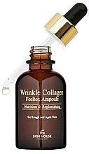 Духи, Парфюмерия, косметика Антивозрастная ампульная сыворотка с коллагеном - The Skin House Wrinkle Collagen Feeltox Ampoule