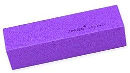 Духи, Парфюмерия, косметика Шлифовочный блок zo-EK-112, фиолетовый - Zinger