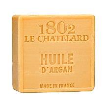 """Духи, Парфюмерия, косметика Мыло """"Аргания"""" - Le Chatelard 1802 Soap Huile Argan"""