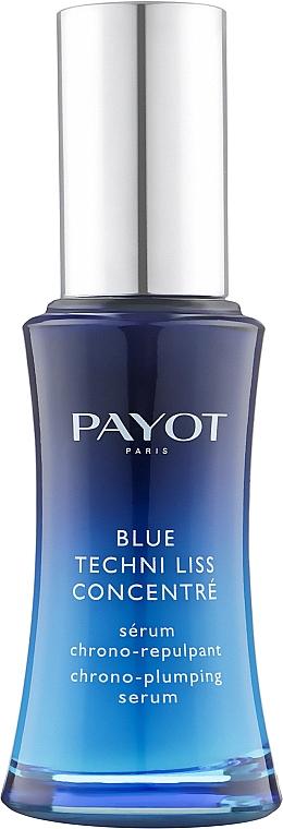 Сыворотка для заполнения морщин с гиалуроновой кислотой - Payot Blue Techni Liss Concentre