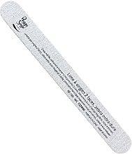 Духи, Парфюмерия, косметика Пилка для ногтей двухсторонняя 80/80, зебра - Peggy Sage 2-way Washable Nail File