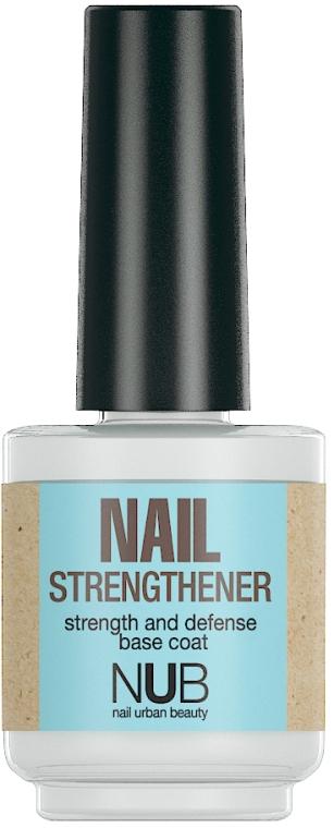 Средство для укрепления ногтей - NUB Nail Strengthener