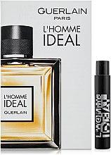 Духи, Парфюмерия, косметика Guerlain L'Homme Ideal - Туалетная вода (пробник)
