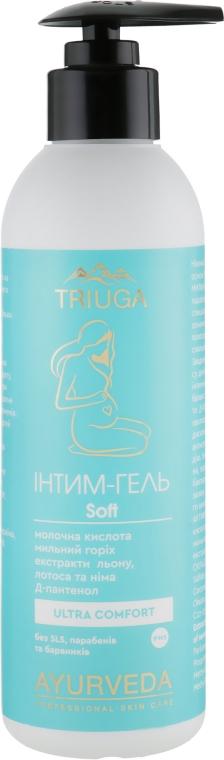 Интим-гель - Triuga Ayurveda Soft Ultra Comfort