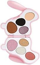 Духи, Парфюмерия, косметика Палетка теней для век - I Heart Revolution Bunny Blossom Palette
