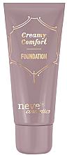Духи, Парфюмерия, косметика Тональная основа - Neve Cosmetics Creamy Comfort Foundation