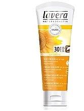 Духи, Парфюмерия, косметика Солнцезащитный крем для нормальной и чувствительной кожи - Lavera Sun Cream SPF 30